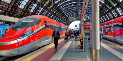 ADVANTAGES OF TRAIN TRAVEL