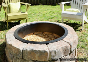 BEFORE YOU BUILD THAT BACKYARD FIRE PIT