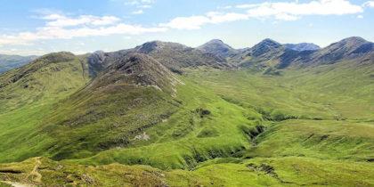 Ireland's Mountains Offer Stunning Vistas!