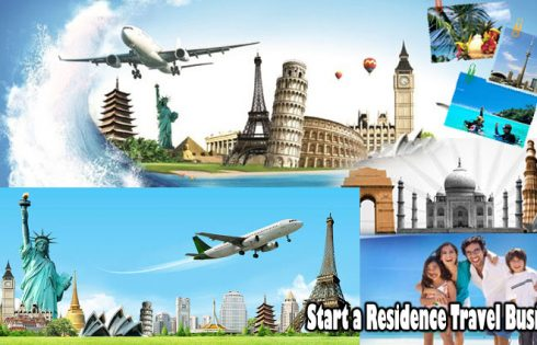 Start a Residence Travel Business and Profit From the Multi-Billion Dollar Online Travel Industry