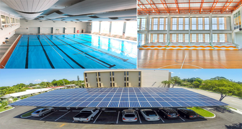 5 Ways To Increase Energy Efficiency In Your Sports Complex